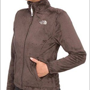 The North Face Brown Osito Fleece Jacket